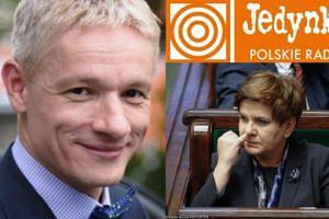 """Wojciech Dąbrowski jednak wraca do radiowej """"Jedynki""""! """"Nie było zamiarów zwolnienia go"""""""