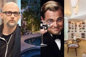 DiCaprio kupił luksusowy dom Moby'ego! Nawet nie będzie w nim mieszkał...