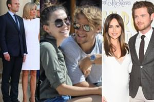 Im nie przeszkadza różnica wieku: Te celebrytki związały się z młodszymi partnerami (ZDJĘCIA)