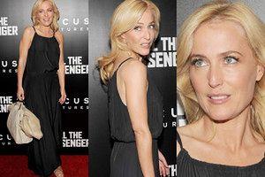 Tak wygląda dzisiaj Gillian Anderson! (ZDJĘCIA)