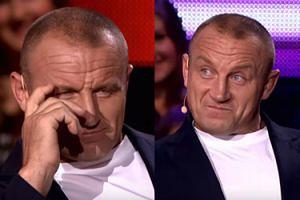 """""""Pudzian"""" został jurorem w nowym show! Będzie oceniał... """"genialne umysły"""""""