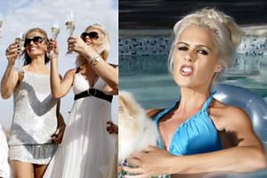 """TVN reklamuje """"Żony Hollywood"""": """"Jeszcze większe pieniądze i luksusy. Do milionerek dołączą nowe!"""""""