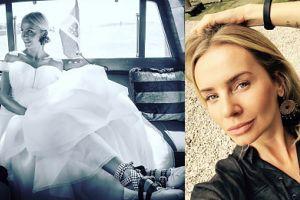 Hojność Agnieszki Szulim: Wystawiła na aukcję swoją suknię ślubną!