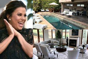 Nikt nie chce kupić domu Evy Longorii! Gwiazda obniżyła jego cenę już o PÓŁ MILIONA dolarów... (ZDJĘCIA)