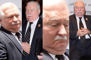 Siwowłosy i strapiony Lech Wałęsa promuje swoją książkę. Martwi się Danuśką? (ZDJĘCIA)