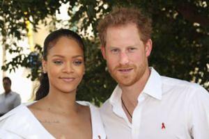"""Rihanna dogryza dziennikarce pytającej o ślub księcia Harry'ego. """"Czemu miałabym być zaproszona?!"""""""