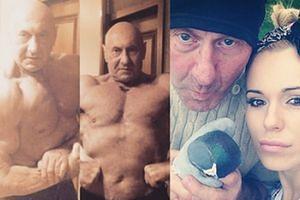 Ojciec Dody pręży muskuły na Instagramie... (FOTO)