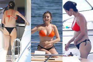 """Selena Gomez broni zdjęć z """"brzuszkiem"""". """"Obsesja piękna to więzienie dla kobiety!"""""""