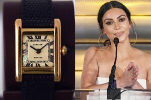 Kim Kardashian wylicytowała zegarek po Jackie Kennedy za prawie 380 tysięcy dolarów!