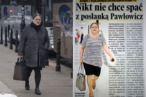 """Fakt: """"Nikt nie chce spać z posłanką Pawłowicz"""""""