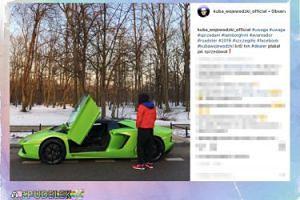 Wojewódzki sprzedaje Lamborghini