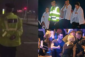 """Świadek zamachu w Manchesterze: """"Usłyszałem bardzo głośny huk, początkowo myślałem, że to zderzenie pociągów"""""""