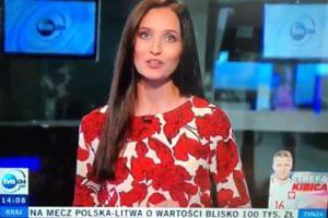 Dziennikarka TVN24 nie wiedziała, co to hat-trick. Stacja dementuje doniesienia o zawieszeniu w obowiązkach