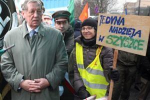 """Szyszko zorganizował wiec poparcia dla wycinki Puszczy Białowieskiej. """"Leśnicy wykonują BOŻY TESTAMENT"""""""