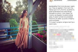 """Karolina Malinowska wyznaje przyjaźń Violce: """"Mam inny (lepszy) gust"""""""