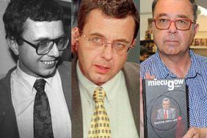 """Grzegorz Miecugow (1955-2017): """"Wiadomości"""" i """"Fakty"""", """"Big Brother"""" i """"Szkło kontaktowe"""" (ZDJĘCIA)"""