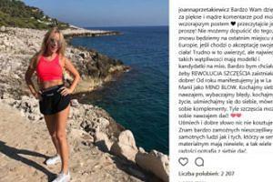 """Joanna Przetakiewicz zachwala """"REWOLUCJĘ SZCZĘŚCIA"""""""