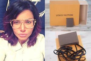 """""""Wodzianka"""" Zasiewska sprzedaje... PUDEŁKA PO BUTACH Louis Vuitton. """"Dziewczyny, która potrzebuje trochę lansu w garderobie?"""""""