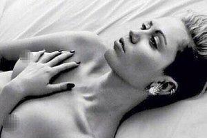 """Miley Cyrus """"uwalnia sutki""""... Walczy z cenzurą na Instagramie!"""