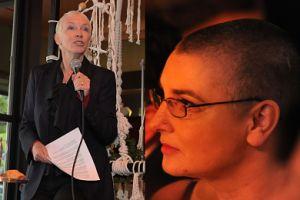 """Annie Lennox wspiera pogrążoną w depresji Sinead O'Connor: """"To straszne widzieć ją w TAKIM STANIE!"""""""