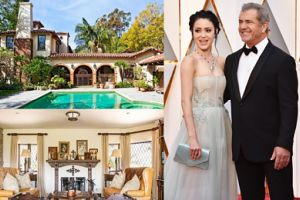 Mel Gibson sprzedaje swój dom w Malibu za prawie 63 MILIONY! (ZDJĘCIA)