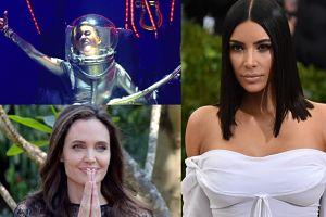 Angelina Jolie, Miley Cyrus i Kim Kardashian. O czym marzyły, zanim stały się sławne?