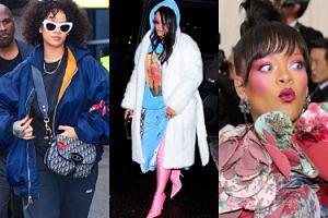 """Rihanna została okrzyknięta """"najbardziej wpływową influencerką roku""""! (ZDJĘCIA)"""