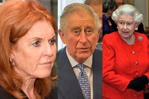 """Brytyjska rodzina królewska nie chce Sarah Ferguson na ślubie Harry'ego! """"To problem """"niezręcznej ciotki"""""""""""