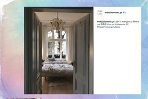Kasia Tusk pokazała łóżko