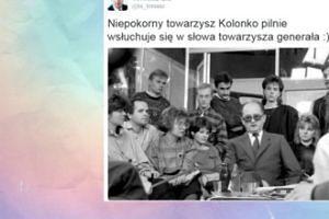 Tomasz Lis też skomentował stare zdjęcie Maxa Kolonko