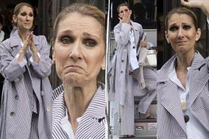 Smutna i wzruszona Celine Dion WYJEŻDŻA z Paryża! (ZDJĘCIA)