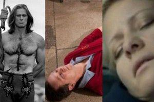 Tak umierali bohaterowie polskich seriali... (ZDJĘCIA + WIDEO)