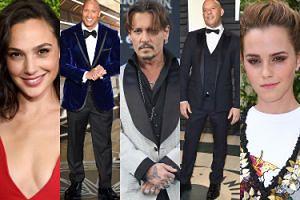 """""""Forbes"""" ogłosił listę aktorów, których filmy zarobiły NAJWIĘCEJ w 2017 roku! (ZDJĘCIA)"""