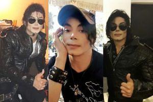 Sobowtór Michaela Jacksona wygląda jak jego lustrzane odbicie! (FOTO)