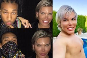 """""""Żywy Ken"""" zaprzyjaźnił się z byłym chłopakiem Kylie Jenner!"""