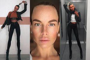Szwedzka modelka podbija sieć długimi nogami. Mają... 108 CENTYMETRÓW (ZDJĘCIA)