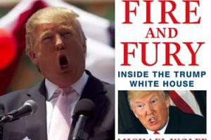"""Autor książki o Donaldzie Trumpie grozi: """"ZAKOŃCZY jego prezydenturę"""""""
