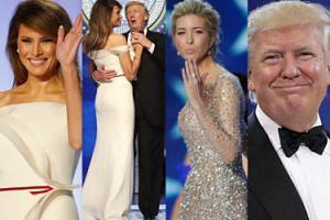 Tak wyglądały bale inauguracyjne Donalda Trumpa (ZDJĘCIA)