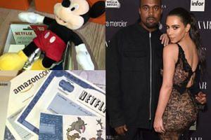 Kanye podarował Kim na święta... akcje warte ponad MILION ZŁOTYCH!
