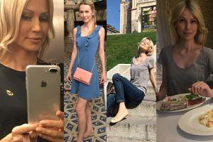 Kto dłużej siedzi na Instagramie: Magda Ogórek czy rezydenci? (ZDJĘCIA)