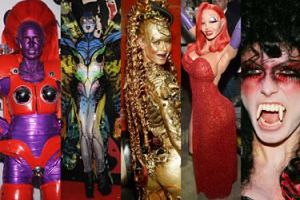 Już dziś halloweenowa impreza u Heidi Klum! Pamiętacie jej WSZYSTKIE przebrania? (ZDJĘCIA)