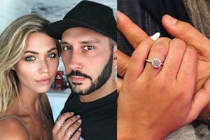 """Sandra Kubicka zaręczyła się z francuskim DJ'em: """"Powiedziałam tak! Będę twoja na zawsze!"""""""