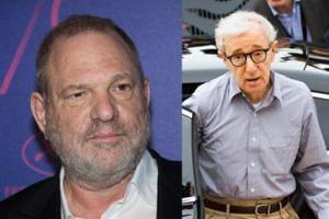 """Woody Allen BRONI Weinsteina: """"Życie Harvey'a się rozsypało!"""""""