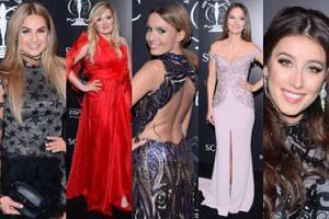 Wystrojone celebrytki na gali Miss Polski: Sykut, Hyży, Andrzejewicz... (ZDJĘCIA)