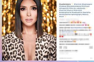 Klaudia Halejcio jak Kim Kardashian. SEXY?