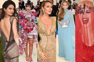 Gala MET 2017: Rihanna, Jennifer Lopez, Katy Perry, Kim Kardashian, Blake Lively, Madonna... (DUŻO ZDJĘĆ)