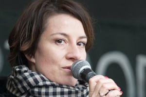 """Ostaszewska przekonuje: """"Nie jestem politykiem i to, co robię, NIE MA ZABARWIENIA POLITYCZNEGO"""""""