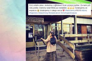 Szczęśliwa Joanna Górska idzie na ostatnią chemię