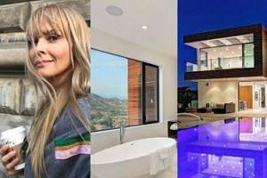 Izabella Scorupco kupiła dom za 6,5 MILIONA DOLARÓW! (ZDJĘCIA)