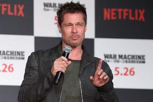 Brad Pitt robi sobie ROCZNĄ PRZERWĘ OD SEKSU